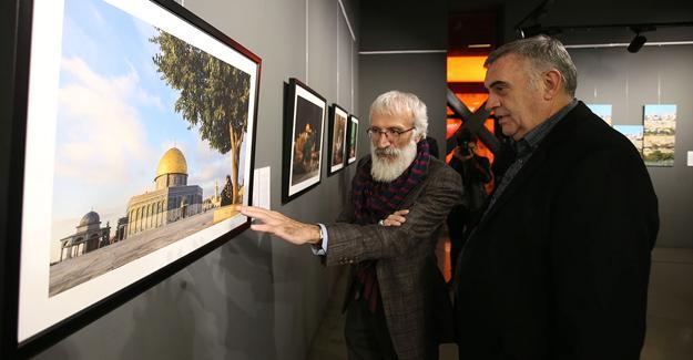 """""""Kudüs barış ve esenlik yurdunun adıdır"""""""