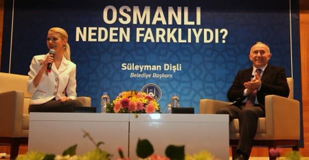 """""""Osmanlı dünyayı huzurla yönetti"""""""