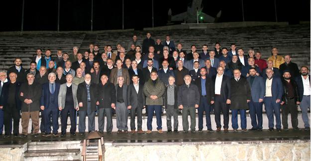 AK Parti Hendek'ten istişare toplantısı