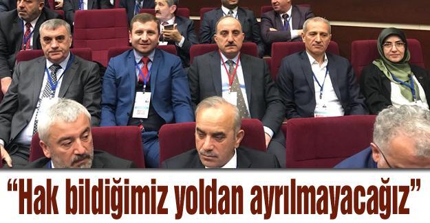 Ankara'dan kararlılık mesajları