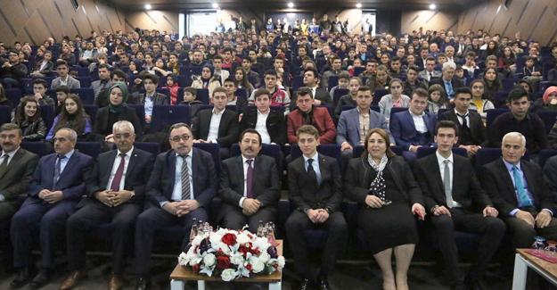 Balkanlıoğlu Öğrenci Meclisi Başkanları ile bir araya geldi