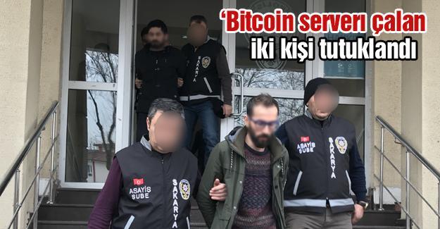 'Bitcoin server'ı çalan şahıslar tutuklandı