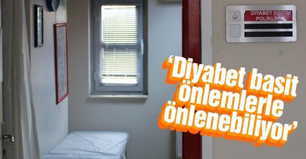 Diyabet Eğitim Polikliniği hizmete açıldı