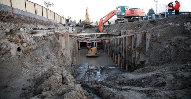 Erenler'e 9,5 milyonluk yağmursuyu yatırımı