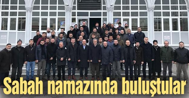 İl Başkanı Kılıç Akyazı'da gençlerle bir araya geldi