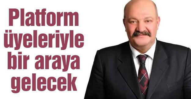 Platformun konuğu Murat Bahadır Akkoyunlu