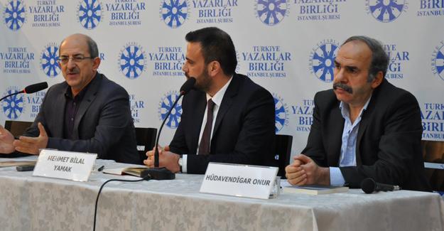 S. Ahmet Arvasi'yi anlattılar