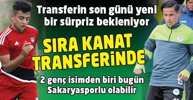 Sakaryaspor'da son bir transfer hamlesi