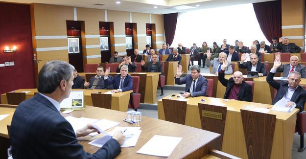 Serdivan'da 2018'in ilk meclis toplantısı yapıldı