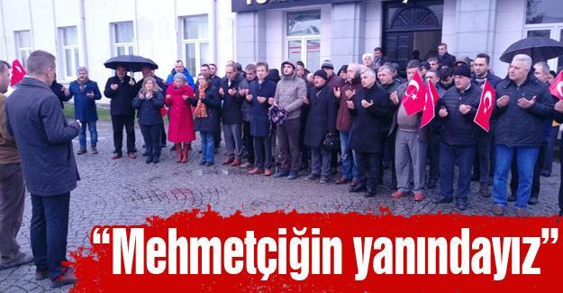 Türk Ulaşım-Sen'den Afrin açıklaması