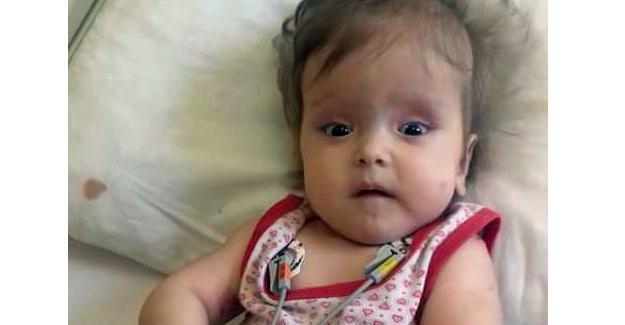 1 buçuk yaşındaki Sümeyye böbrek yetmezliğine yenildi