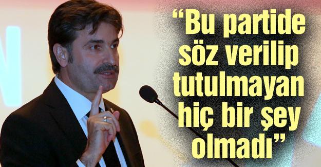 AK Parti Adapazarı 55. Danışma Meclisini gerçekleştirdi
