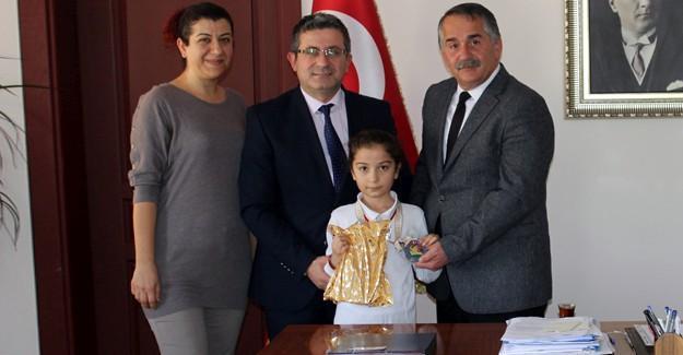 Arifiyeli Deniz Türkiye şampiyonu oldu