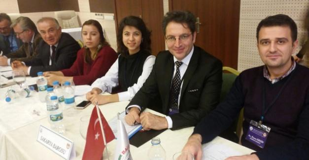 Ege Marmara Baroları Adli Yardım toplantısı yapıldı