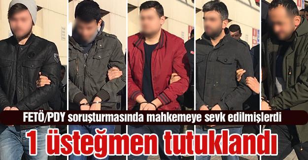 FETÖ/PDY soruşturmasında mahkemeye sevk edilmişlerdi
