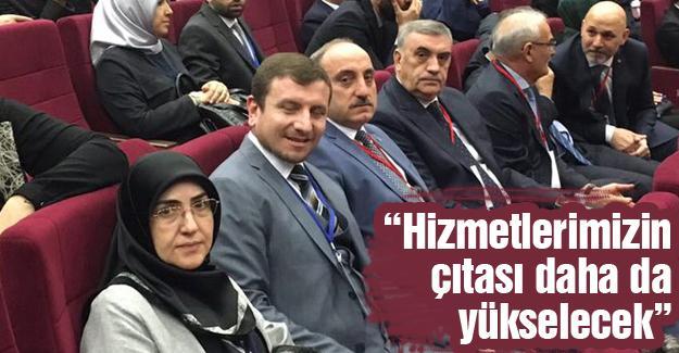 Genişletilmiş İl Başkanları Toplantısı'na katıldılar