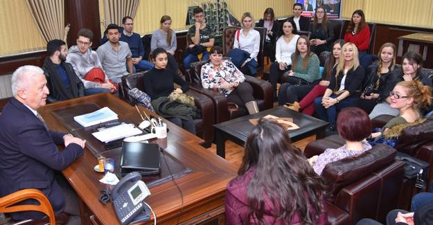 Karasu'da Kültürler Elele Projesi tamamlandı