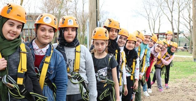 Maceraya ilk ayda 700 katılımcı