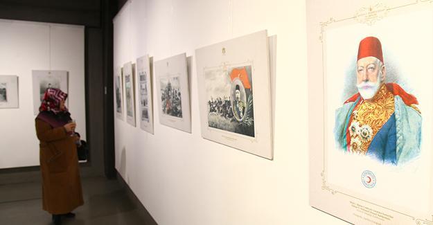 Milli Sarayların 'V. Mehmed Reşad' sergisi OSM'de