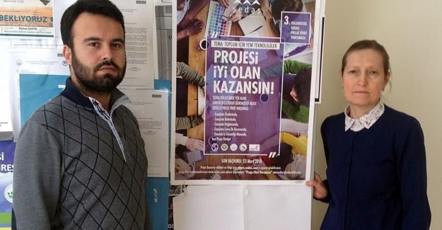 SEDAŞ'ın proje fikir yarışması BAİBÜ'de