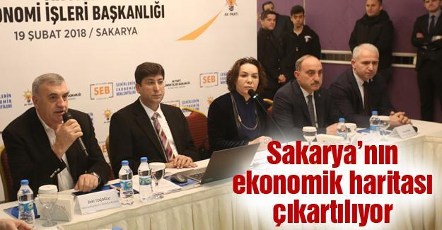 'Şehirlerin Ekonomik Beklentileri' toplantısı yapıldı