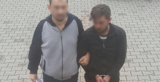 Uyuşturucudan sabıkalı cezaevi firarisi yakalandı