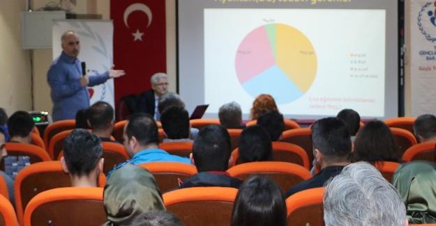 Antrenörlere madde bağımlılığı semineri