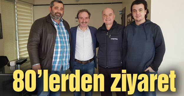 Balıkçı İdris Medya Detay'ı ziyaret etti