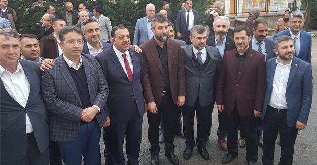 Başkan Sofu İstanbul ilçe kongresine katıldı
