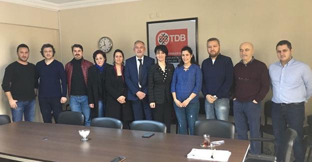 CHP Adapazarı'ndan Türk Diş Hekimler Şubesine ziyaret