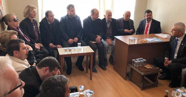 CHP bu hafta Kaynarca'daydı