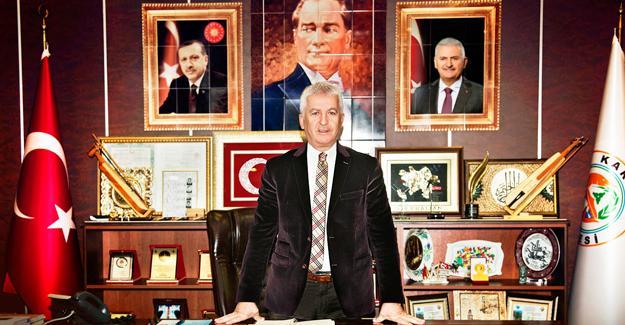 İspiroğlu'ndan AK Parti Kongresine davet