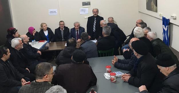 İYİ Parti Erenler'de istişare toplantısı
