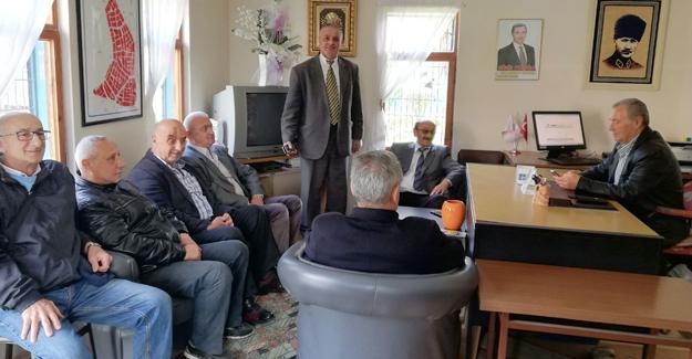"""İYİ Parti'den """"Anlat muhtarım dinleyelim"""" projesi"""