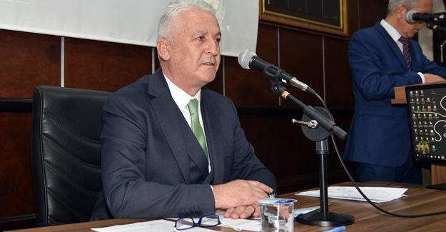 Karasu'da Mart ayı Meclis Toplantısı yapıldı