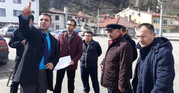 Mudurnu Enerji Yatırımı Projesi için iş planı yapıldı