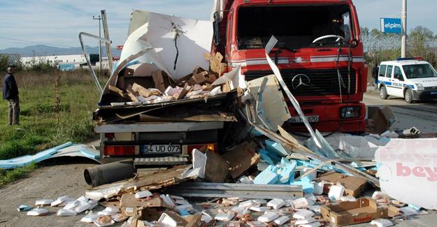 Şubat ayında 318 trafik kazası meydana geldi