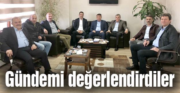 Türk-İş'e bağlı sendikalardan değerlendirme toplantısı