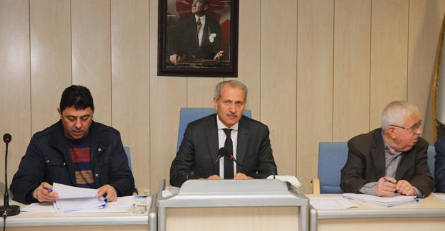 Adapazarı Belediyesi Nisan ayı Meclisi yapıldı