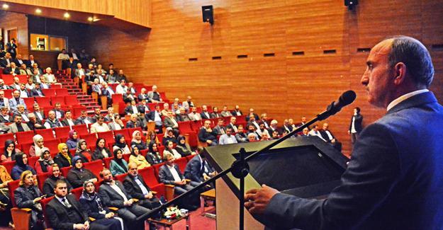AK Parti'den değerlendirme toplantısı