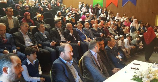 Akyazı'da Arapça Yarışmaları heyecanı
