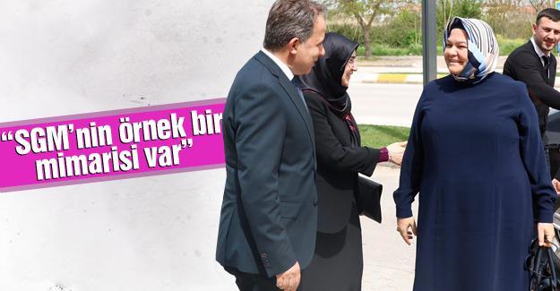 Cumhurbaşkanı Başdanışmanı Gürcan Sakarya'da
