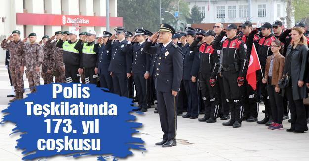 Polis Haftası törenlerle kutlanıyor