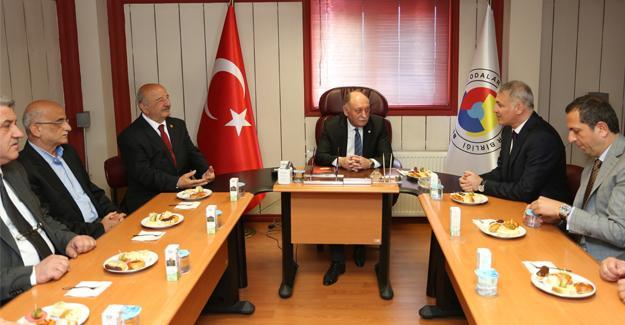"""""""Sakarya lobisi olarak gücümüzle Türkiye'yi gıpta ettirmeliyiz"""""""