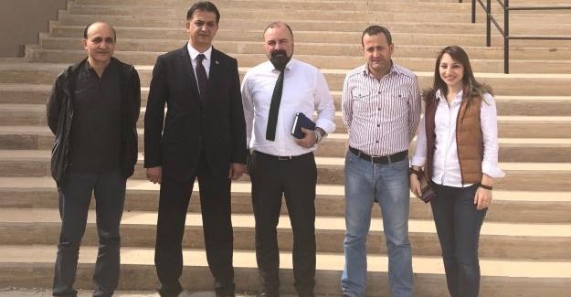 SEDAŞ'tan Çayırova İlçe Emniyet Müdürlüğü'ne ziyaret