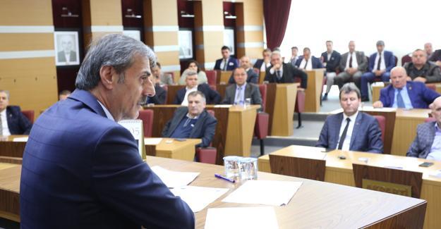 Serdivan Belediyesi Nisan ayı meclis toplantısı yapıldı