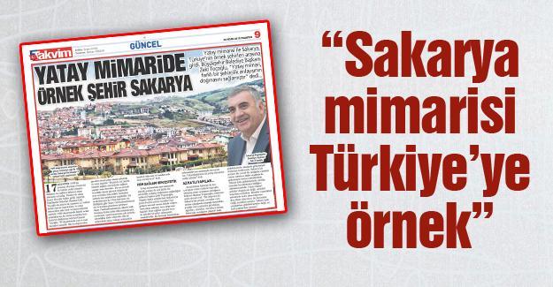 Toçoğlu Takvim Gazetesi'ne konuştu