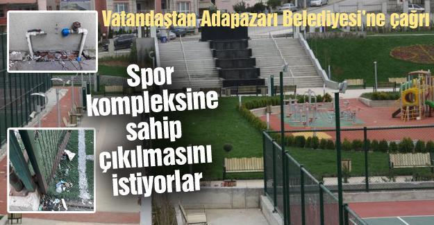 Vatandaştan Adapazarı Belediyesi'ne çağrı