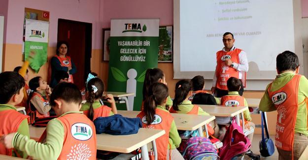 Yavru TEMA eğitim programları sürüyor