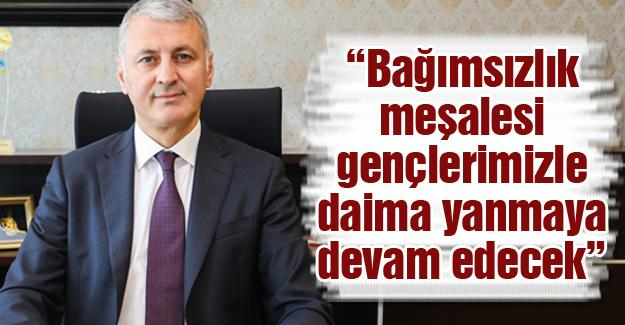 Altuğ'dan 19 Mayıs kutlama mesajı